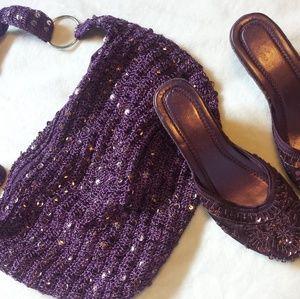 Shoes - Shoe & Purse set